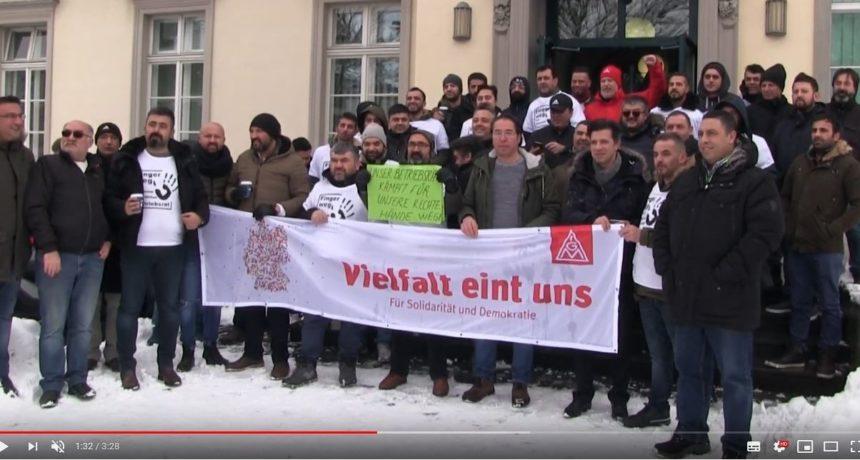 Solingen: Finger weg von unserem Betriebsrat!