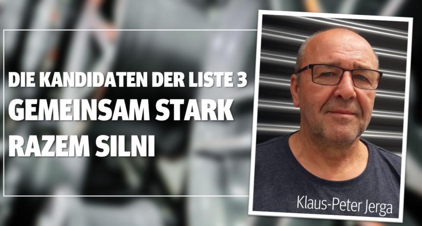 Kodersdorf: Die Kandidaten der Liste 3 stellen sich vor. Gemeinsam Stark – Razem Silni