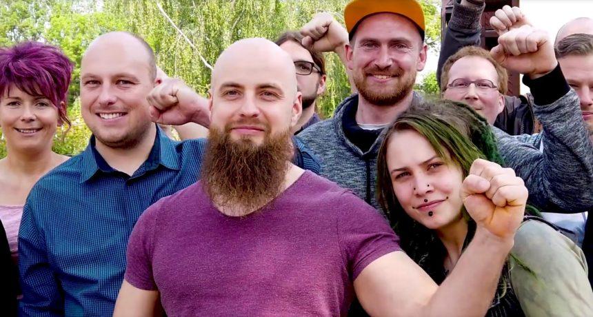 """Videoclip 2: Die Kandidaten der Liste 3 """"Gemeinsam Stark – Razem Silni"""" stellen sich vor. Heute: Martin Hempel."""