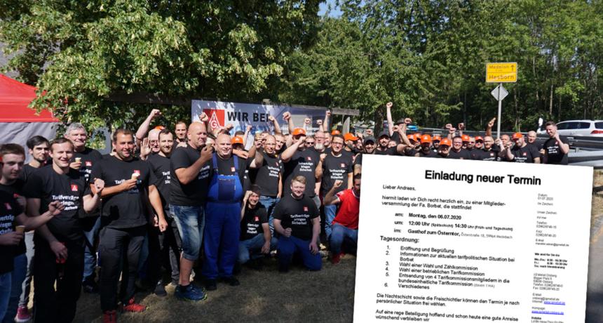 Medebach und Hallenberg–Hesborn: *Neuer Termin* - Einladung zur Mitgliederversammlung